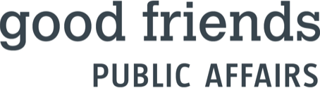 Good Friends Public Affairs Logo